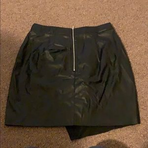 PrettyLittleThing Skirts - NWT‼️ leather skirt